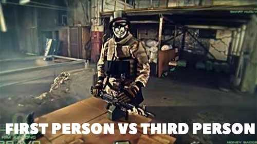 First Person vs Third Person || Libreplay films, séries et libres de droits et du domaine.