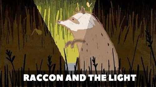 Raccoon and the Light || Libreplay films, séries et libres de droits et du domaine.