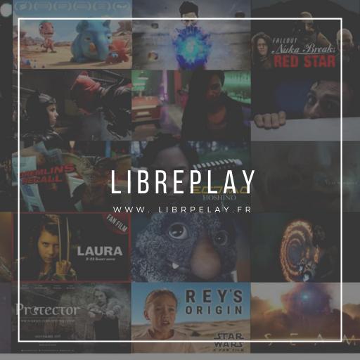 Logo Libreplay